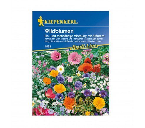 Blomsterblanding Vilde Blomster