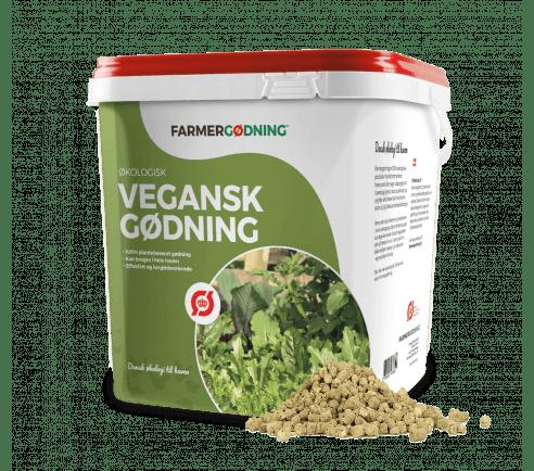Farmergødning Vegansk Gødning - 5 liter