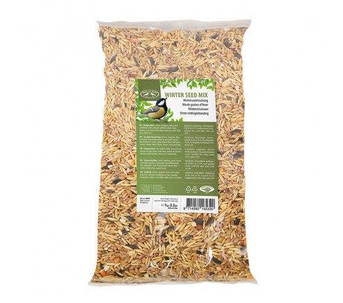 Fuglefoder - Vinter fugleblanding 1 kg