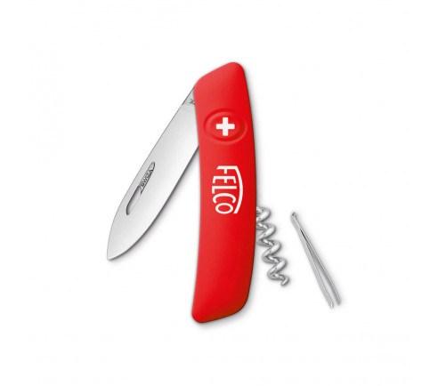 Felco 501 lommekniv med 4 funktioner (foldekniv)