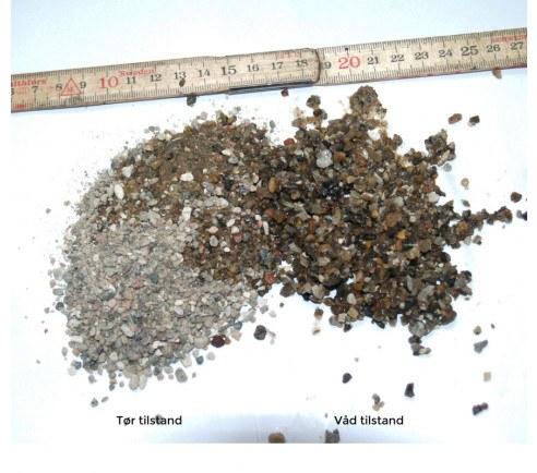 Filtergrus 2-4 - bigbag á 1000 kg.