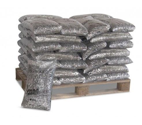 Granitskærver Sort 11/16 - 42 poser á 15 liter.