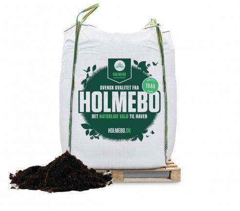 Holmebo All Round jordforbedring - Bigbag á 2000 liter