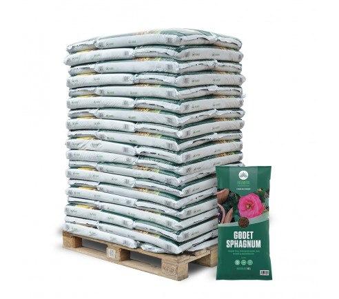 Holmebo gødet sphagnum 40 liter