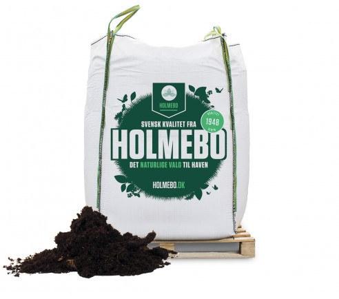 Holmebo Gødet sphagnum 0-25 mm - Bigbag á 2000 liter
