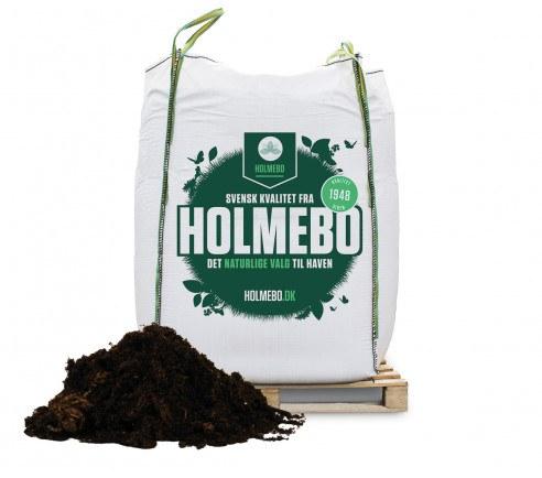 Holmebo Plantejord - Bigbag á 2000 liter