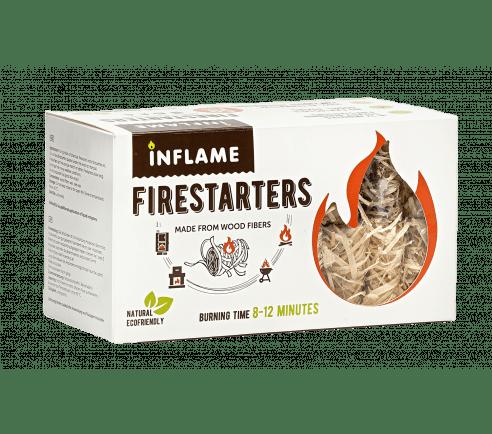 InFlame Bio Firestarter - 50 stk. Optændingsruller