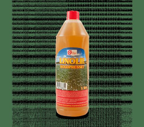 Farmergødning Økologisk Koldpresset linolie - 1 liter