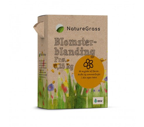 NatureGrass Blomster-blanding Frø