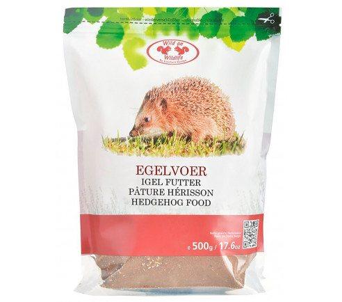 Pindsvinefoder - 500 gram
