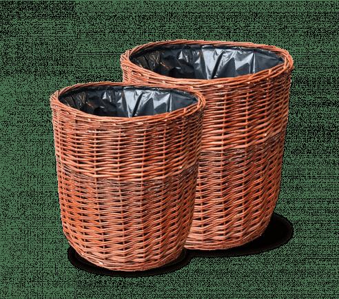 Plantekurv XL - sæt af 2 kurve