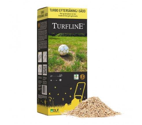 Turfline Turbo eftersåning - 1 kg. græsfrø