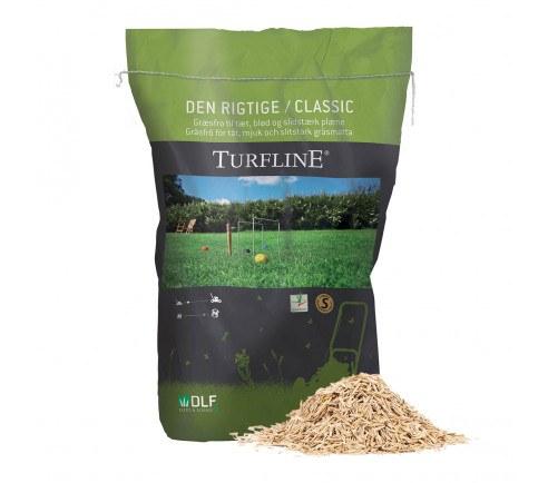 """Turfline """"Den rigtige"""" græsplæne - 7,5 kg pose"""