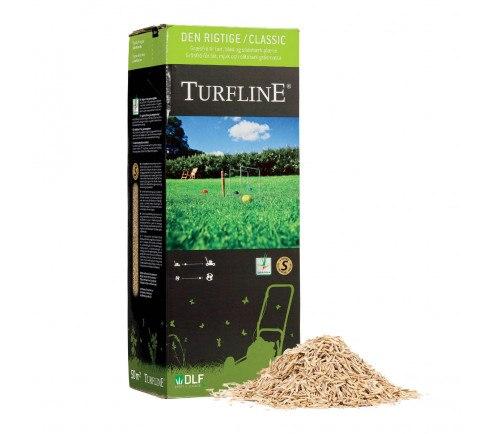 Turfline Classic - 'Den rigtige' Græsplæne - 1 kg.