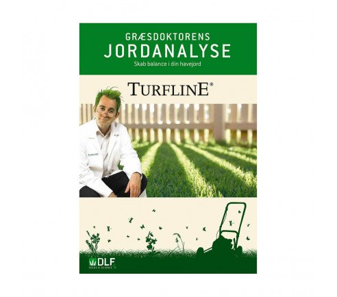 Turfline Græsdoktorens jordanalyse - gødningsplan