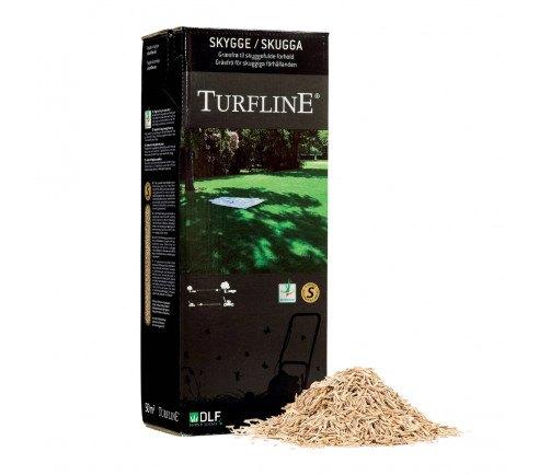 Turfline Skygge - græsfrø til græsplæner med meget skygge