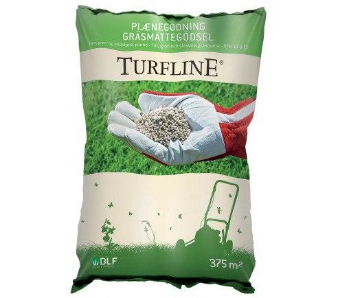 Turfline Plænegødning (mineralsk) - 7,5 kg. / 375 m2