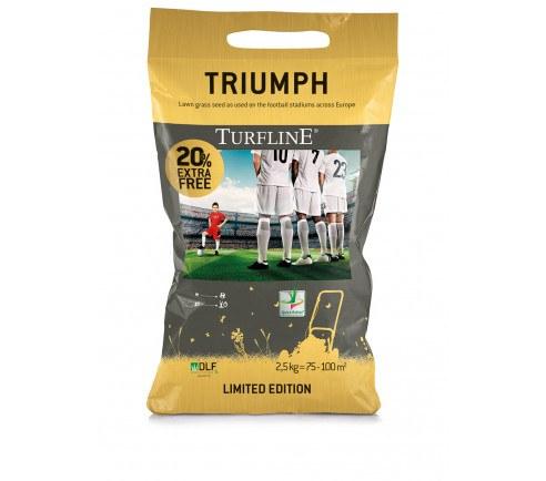Turfline Triumph Græsfrø - 2,5 kg.