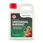 Økologisk flydende universalnæring 1 liter