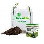 GreenBio hækjord + hækgødning