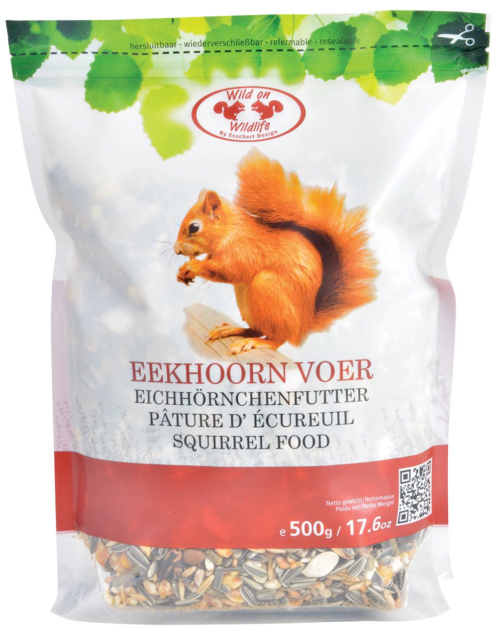 Image of Egern foder