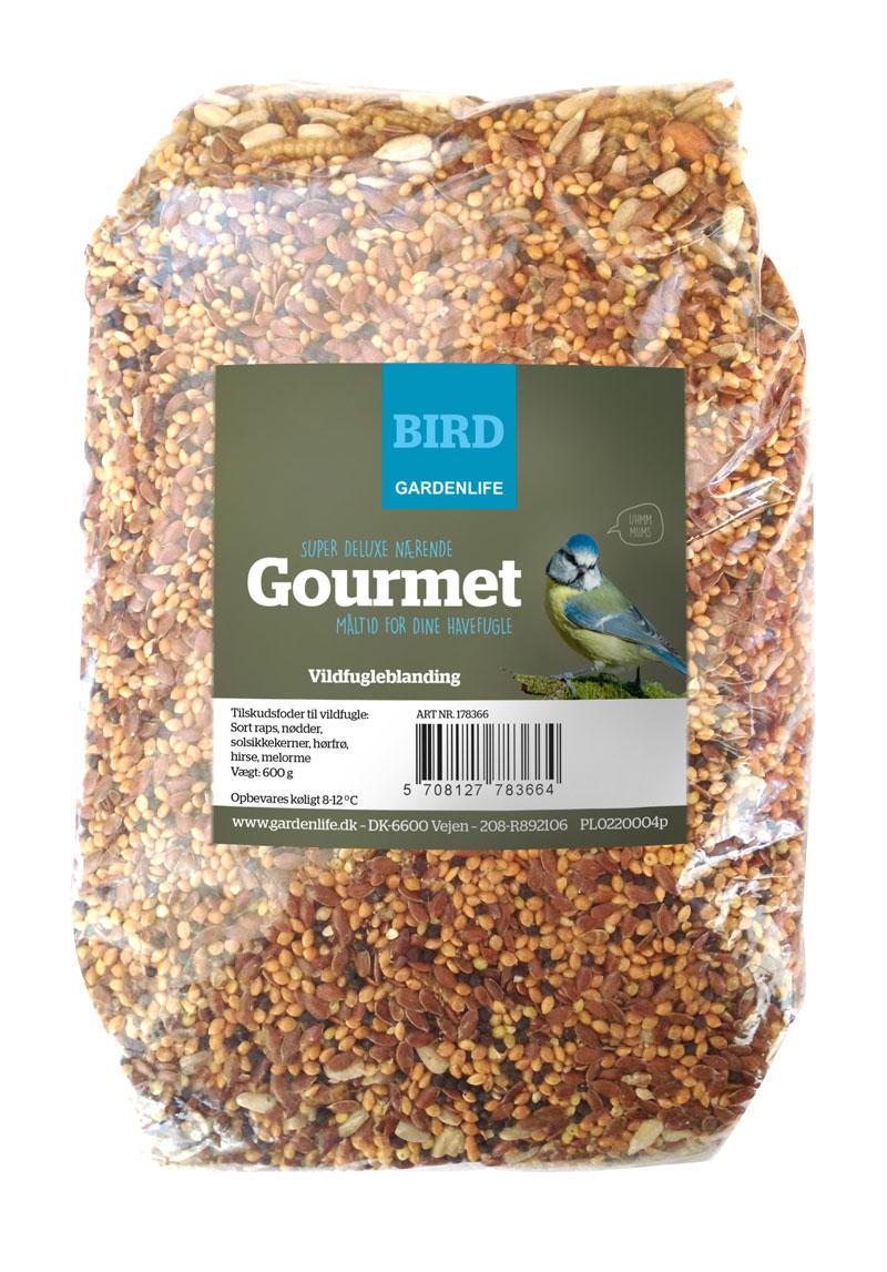 Image of   Gourmet vildfugleblanding.