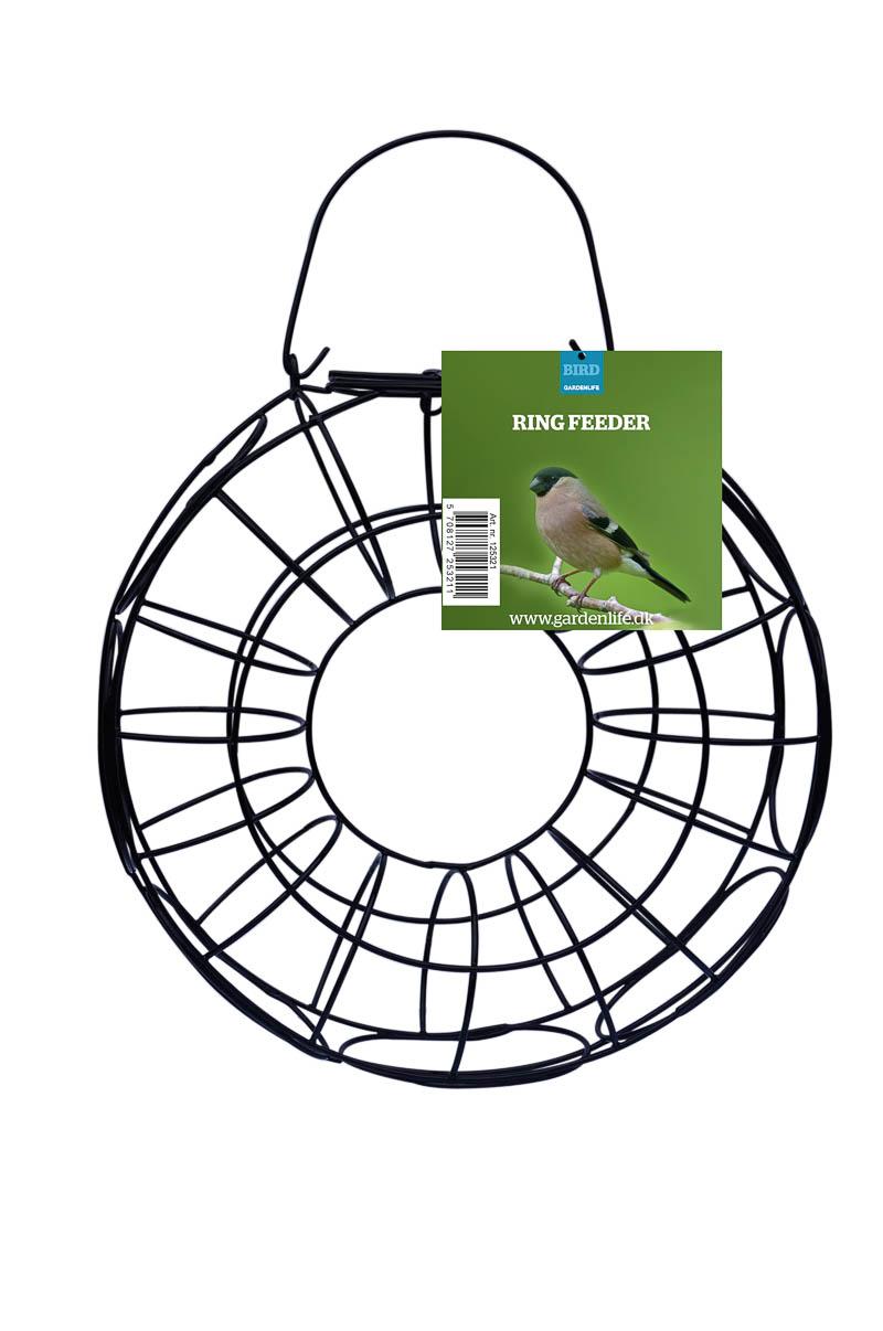 Image of   Ring Feeder til mejsekugler, ø22 cm