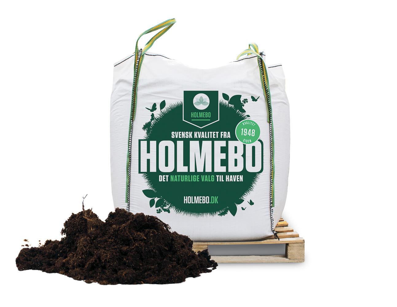 Holmebo Økojord - Bigbag á 1000 liter