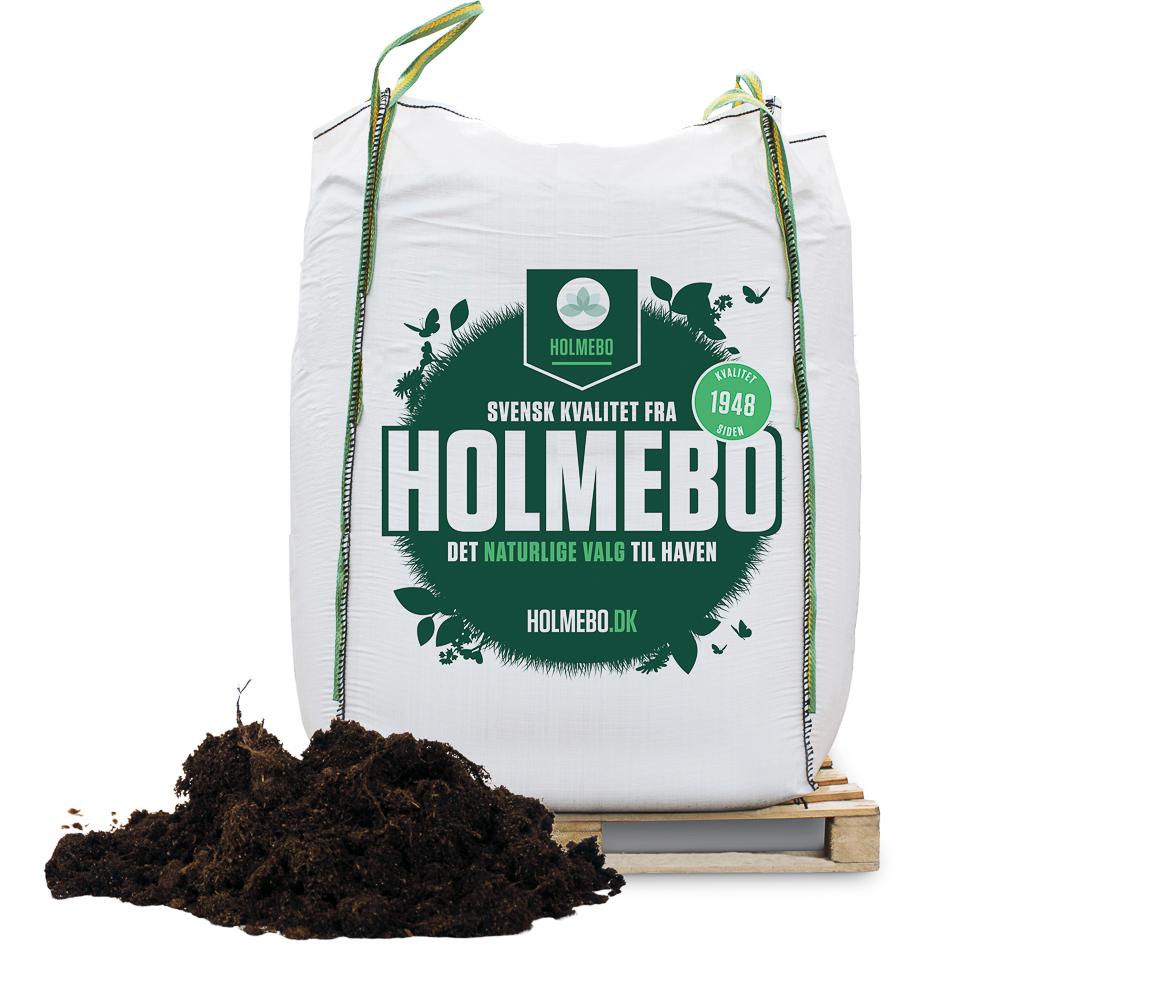 Image of   Holmebo Økojord - Bigbag á 2000 liter