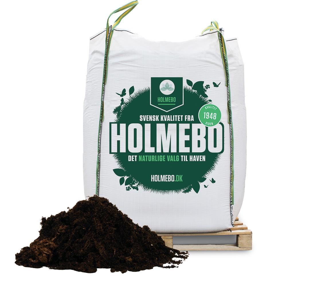 Image of   Holmebo Plantejord - Bigbag á 2000 liter