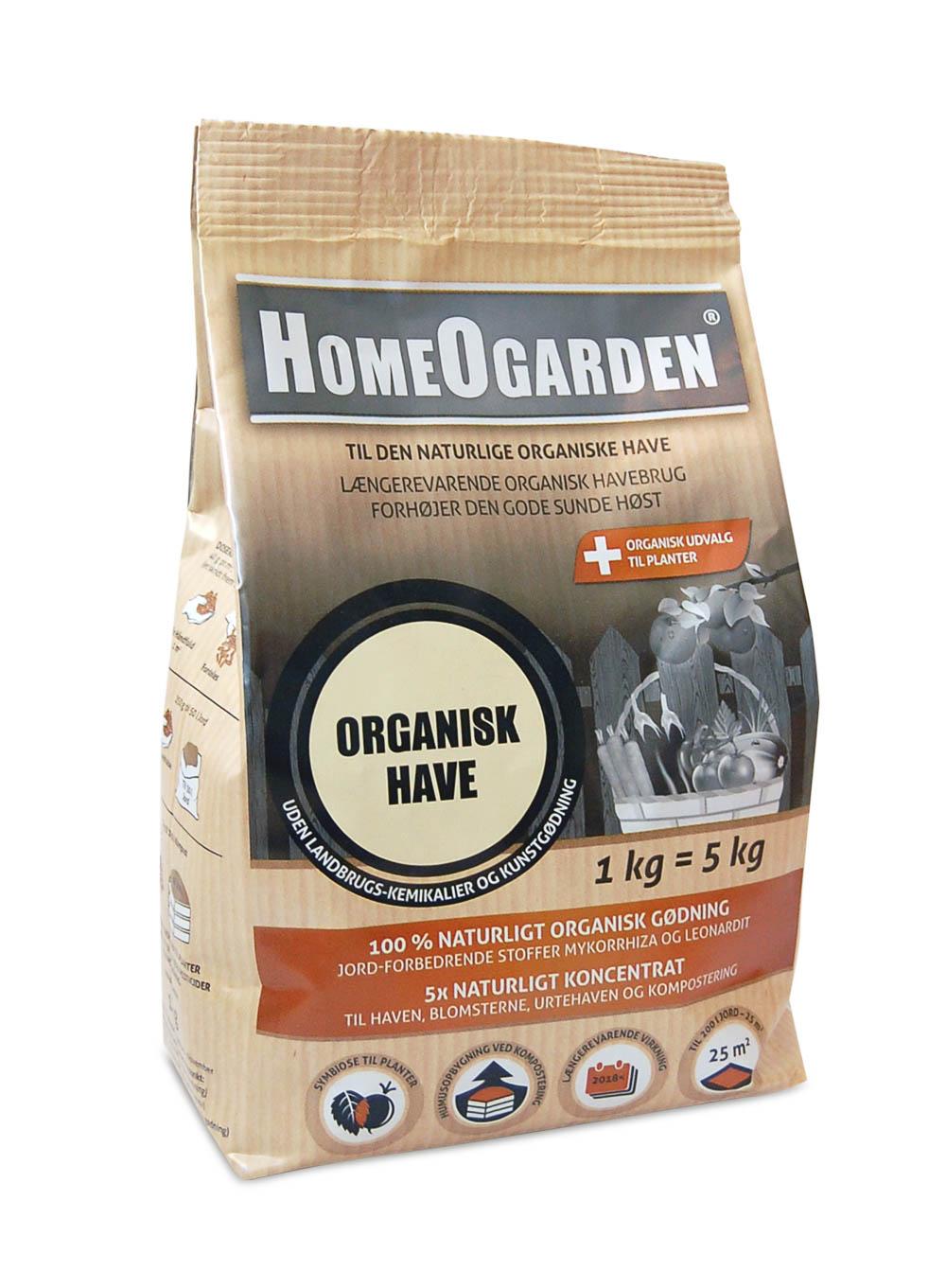 Organisk Have 1 kg