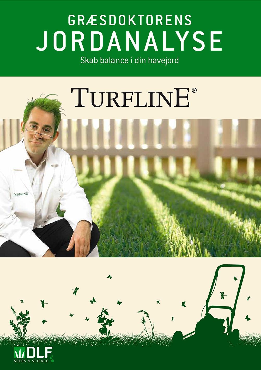 Turfline Jordanalyse - gødningsplan