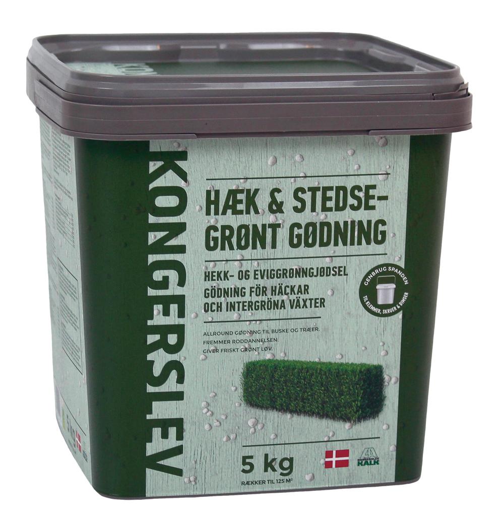 Image of   Hæk & stedsegrønt 12-5-14 - 5 kg