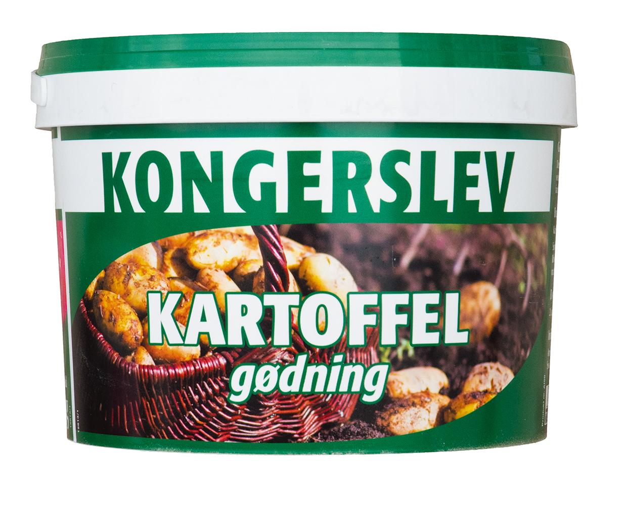 Image of   Kartoffelgødning i spand - 2 kg