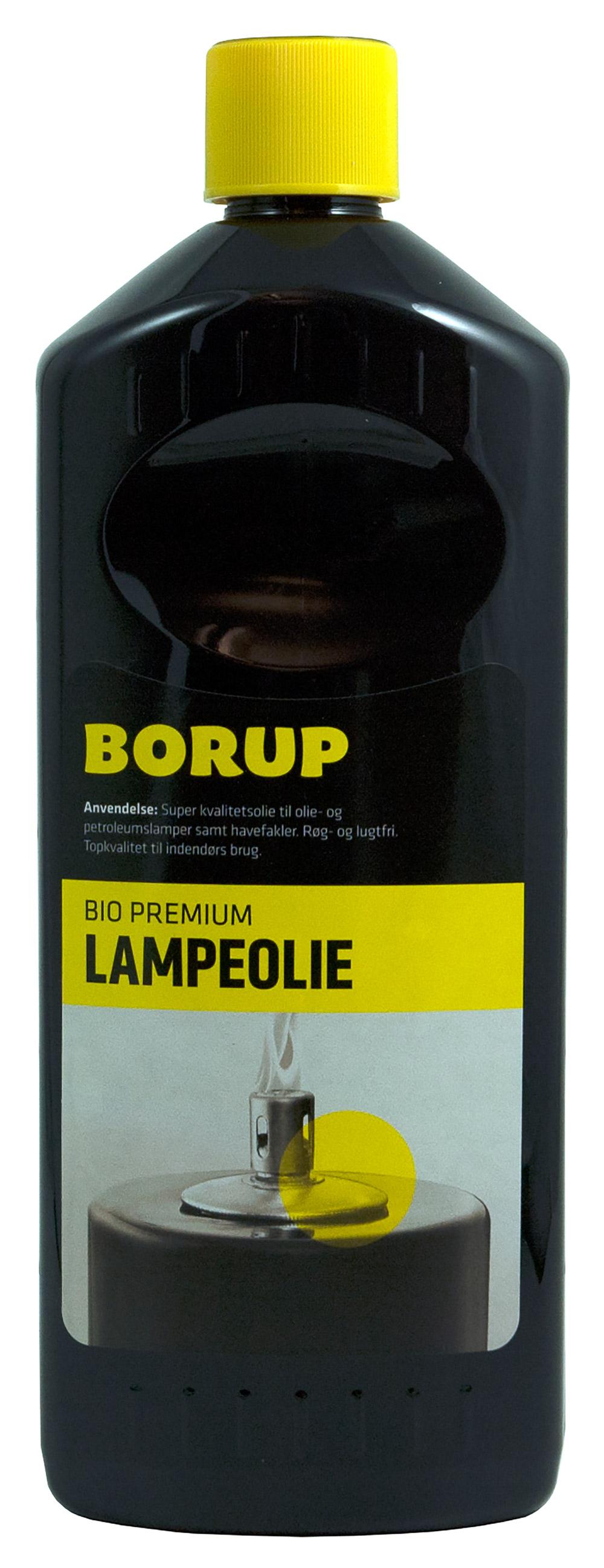 Image of   Borup Lampeolie - 1 liter