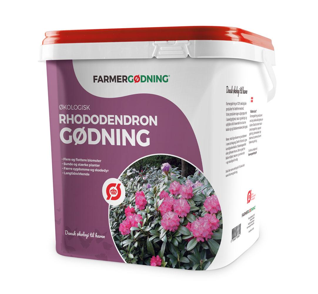 Image of   Farmergødning Økologisk Rhododendrongødning - 5 liter