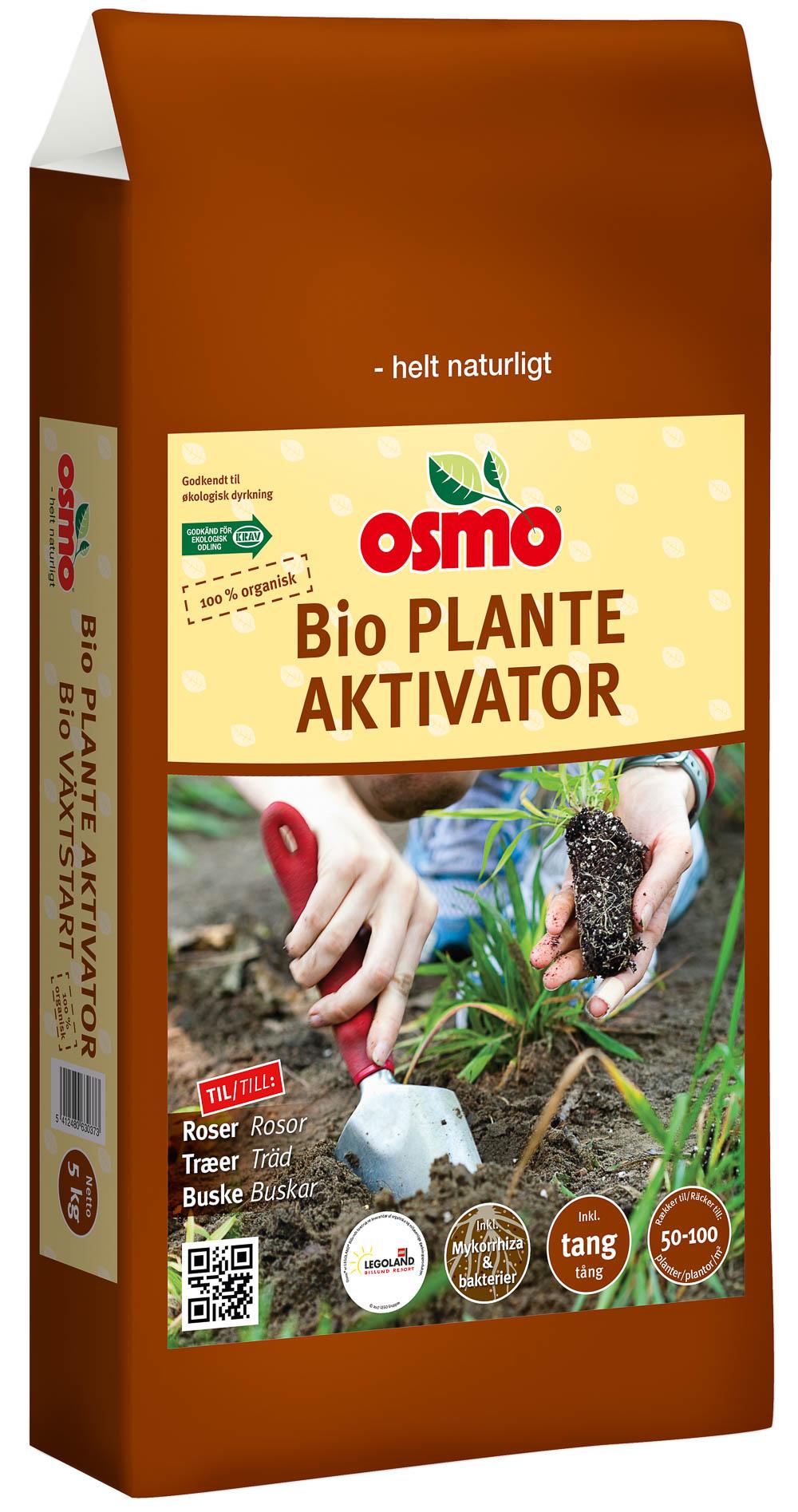 Osmo Bio Plante AKTIVATOR m/mykorrhiza