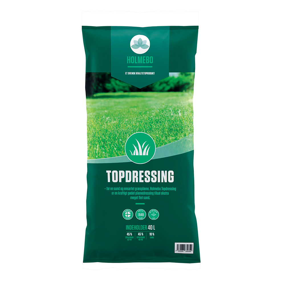 Image of   Holmebo Topdressing - 40 liters pose