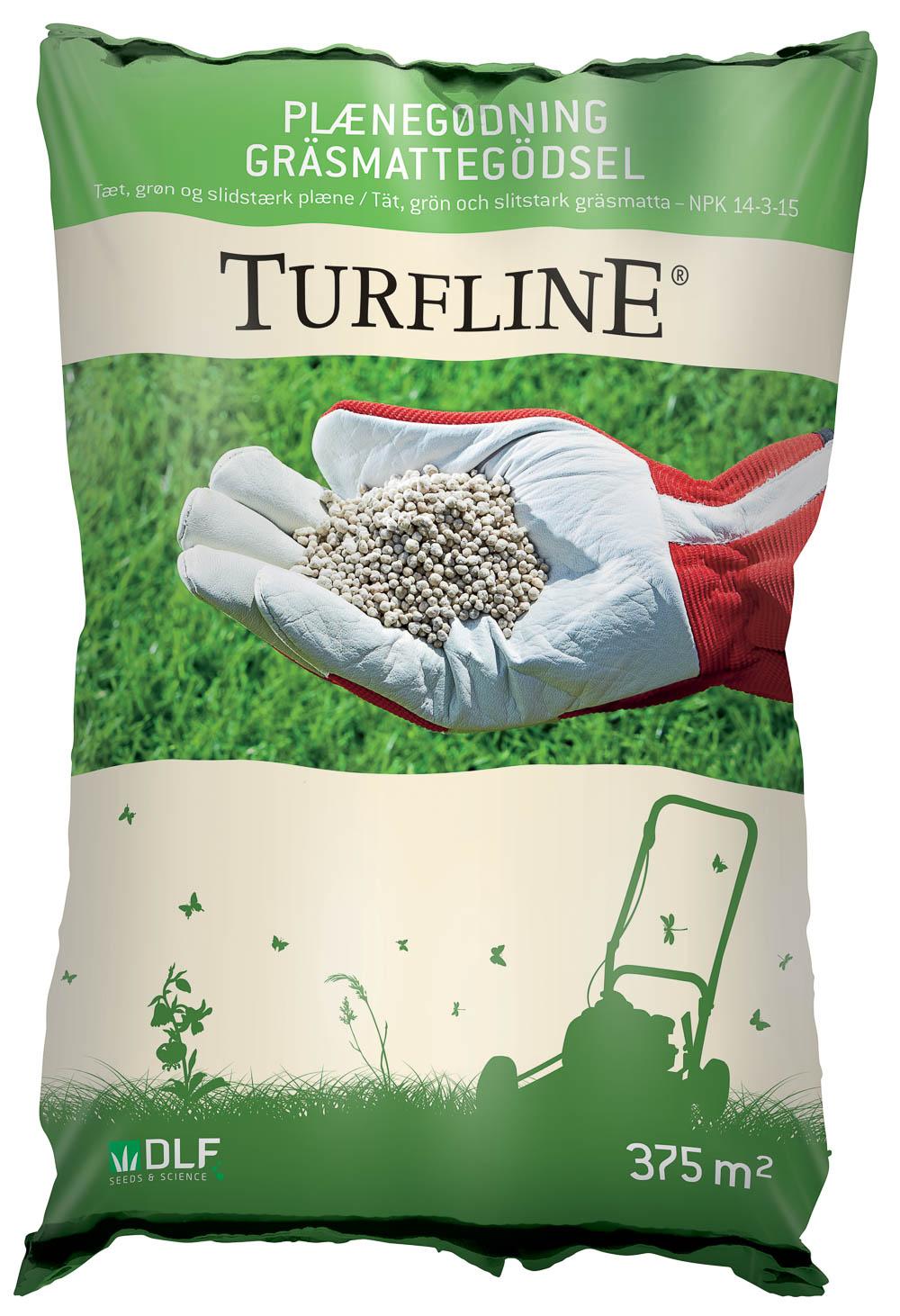 Turfline Plænegødning (mineralsk) NPK 14-3-15 7,5 kg.