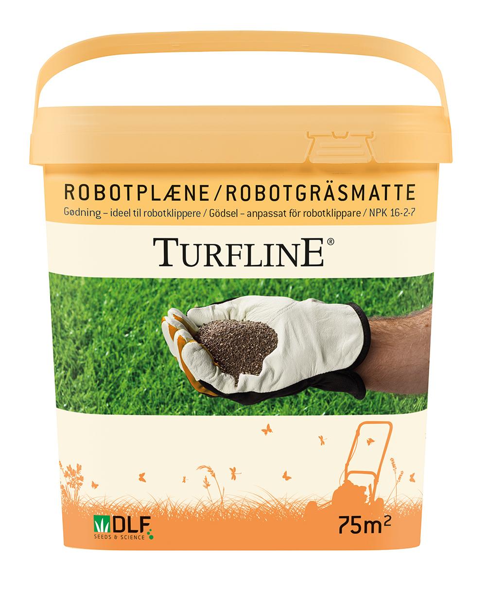 Image of   Turfline Robotplæne gødning - 75m2