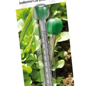 Tag din jordtemperatur