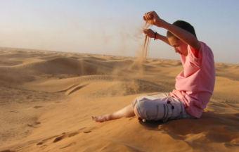 Ørkensand